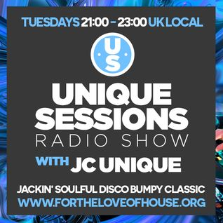 Unique Sessions - 20th September 2016
