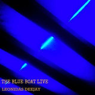 Leonidas DeeJay - The Blue Boat Live 2015