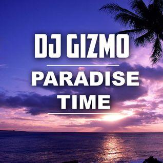 "DJ Gizmo ""PARADISE TIME"""