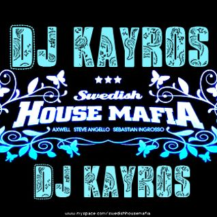 DJ KAYROS FEAT.Swedish House Mafia-ONE REMIX