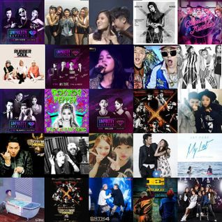 2015 BEST OF KOREAN R&B HIPHOP MIX