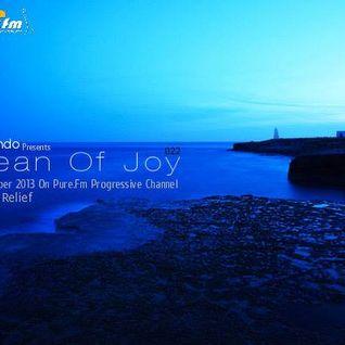 Juan Sando - Ocean of Joy 022 [13 nov 2013]  on Pure FM