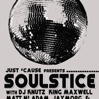 SOULSTICE -- 6/23/12 @ Ocean Grove -- Opening set