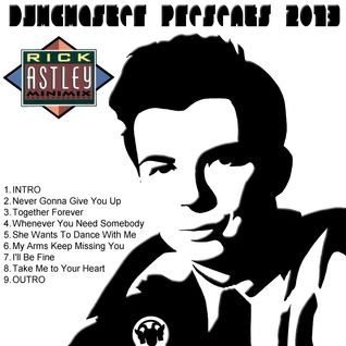 DjMcMaster Presents 2013 - Rick Astley Minimix
