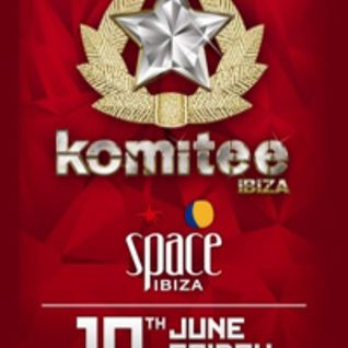 Kaiserdisco - 10.06.2011 Space Club Ibiza
