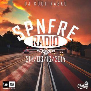 SPNFRE Radio 03/16/2014