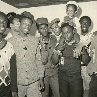 COXSONE WITH I ROY AS GUEST 1982
