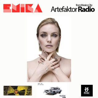 Artefaktor Radio Emika #SpecialShow #Interview