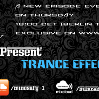 Mino Safy pres. Trance Effect Sessions Ep 08