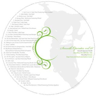 Smooth Operator Vol,28 Dancefloor Mix