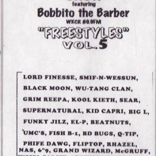 Stretch & Bobbito Freestyles Vol 5 (Side A)
