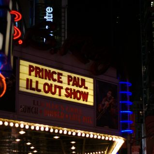 Prince Paul's World Famous Illout Show archives ! Show 1 Part 2  2006