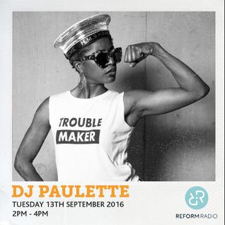 DJ Paulette 13th September 2016