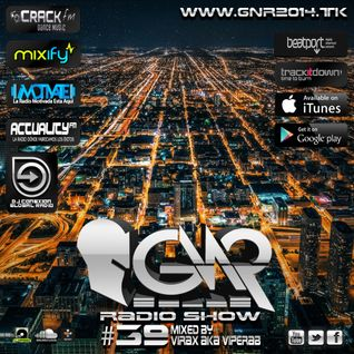 GREEN NIGHTS RECORDS - RADIO SHOW 039 (mixed by Virax Aka Viperab)