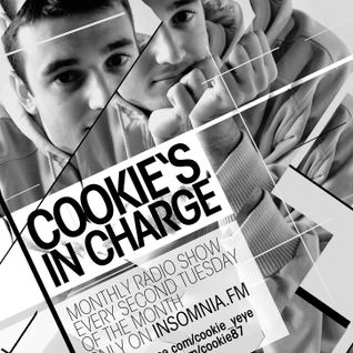 Cookie's in Charge 037 on InsomniaFM - 09.04.2013 [3rd year anniversary]