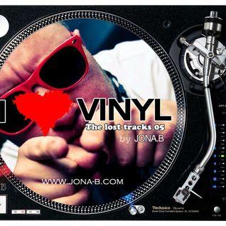 JONA.B @ I LOVE VINYL ( LOST TRACKS EP 5 )