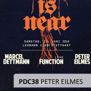 PDC38 Peter Eilmes @ Club Lehmann, Stuttgart, 21.07.2014
