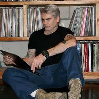 Henry Rollins - 12th October 2015