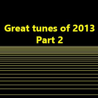 Great tunes of 2013 - Part 2
