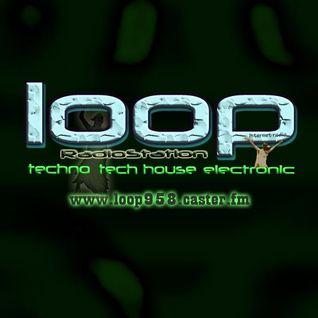 Przemysław Szyndler @ loop RadioStation, Athens 09.06.2013