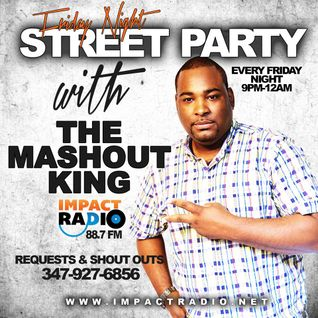 Friday Night Street Party 9/4/15