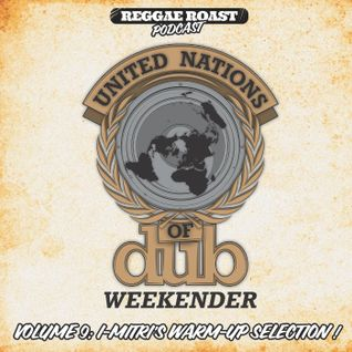RR Podcast Volume 9: I-Mitri - UNOD 2014 Weekender Warm-Up Selection!