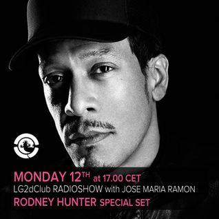 Rodney Hunter - LG2D Club - 12-Aug-2013