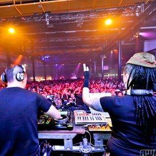 PETDuo High On Sound Tour @ Awakenings Eindhoven The Netherlands 28.01.2012