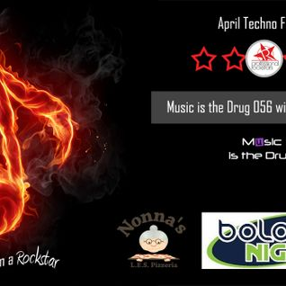 """April Techno Fools"" Music is the Drug 056 Corey Biggs I'm not a dj I'm a Rockstar"