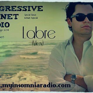 Labre - That Groovy Dark Beat Progressive Planet Radio Ago 2014