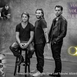 Swedish House Mafia 'One Last Tribute' mixed by DJ KRLÖS