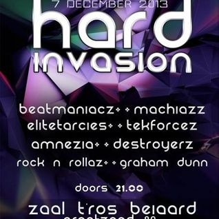 Machiazz @ Hard Invasion (Liveset) (LQ)