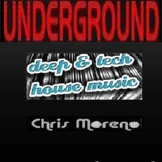 CHRIS MORENO MY DEFENITION OF HOUSE MUSIC Marz2015