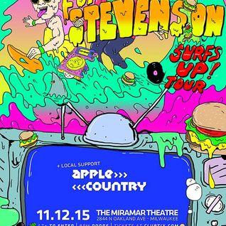 Live at the Miramar 11-12-15