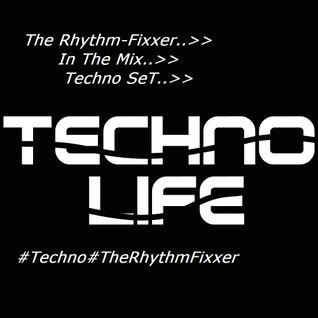 The Rhythm-Fixxer In The Mix - Techno Dj/Set  N.2
