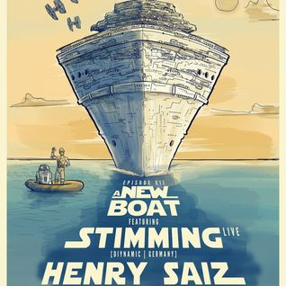 Henry Saiz – Lovelife Comic-Con / STAR WARS BOAT PARTY
