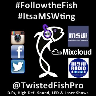#TwistedDisco set for @MSW2015HQ #Radio