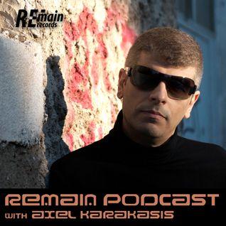 Remain Podcast 53 with Axel Karakasis