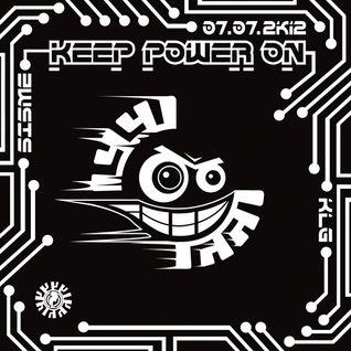 LYZZ-K (mix tekno uk) @ KEEP POWER ON 07.07.2012