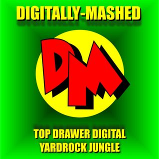 Digitally Mashed Pres The Yardrock Jungle Extended Show live 20-08-14 no chat