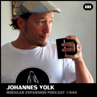 MODULAR EXPANSION PODCAST #044 | JOHANNES VOLK