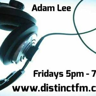 Adam Lee DistinctFM 99.7 24th January 16