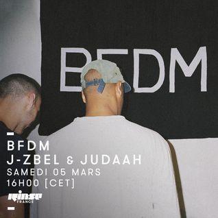 BFDM : J-Zbel, Judaah, Geena - 5 Mars 2016