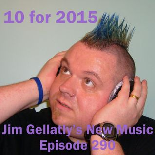 Jim Gellatly's 10 for 2015