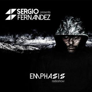 Sergio Fernandez - Emphasis Radioshow 091 - October 2016