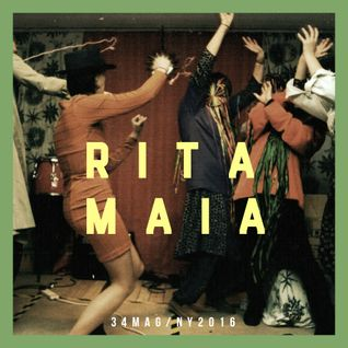 34mag New Year Mixes 2015 - Rita Maia