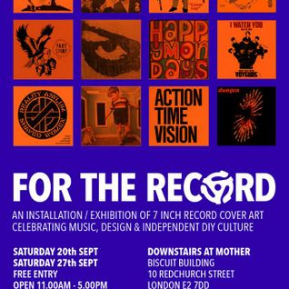 Recent show ft. preview of exhibition 'For the Record'