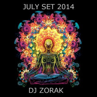 DJ ZORAK - JULY SET 2014
