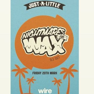 Warming Up For Nightmares On Wax