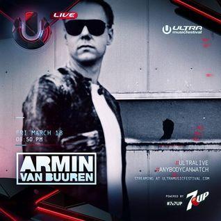 Armin van Buuren - Live @ Ultra Music Festival 2016
